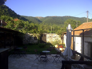 Retreat and B &B in Dolo, Greece