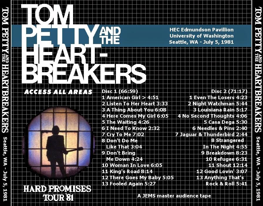 Tom Petty 24 flac