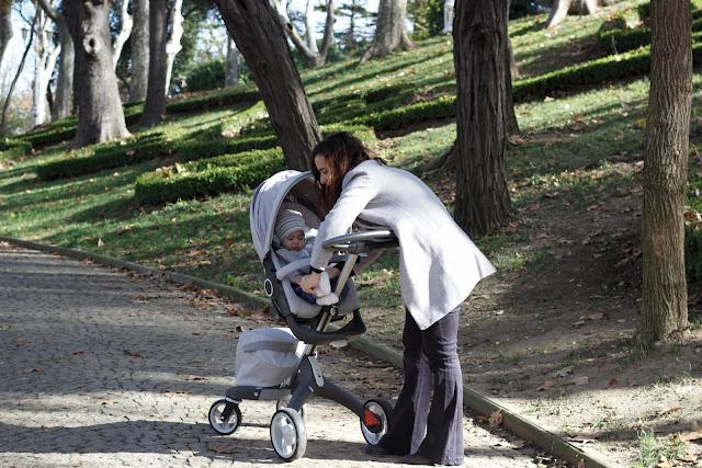 bebek arabası seçerken