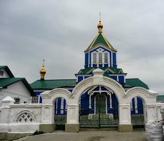 Бахмут. Донецкая обл. Николаевская церковь. 1797 г.