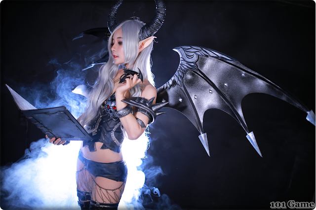 Legion of Heros : Succubus by Rzcos
