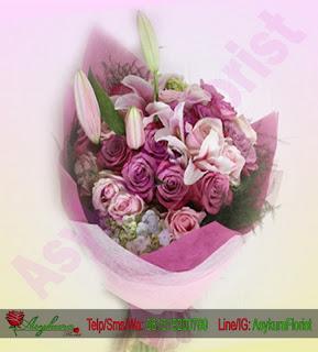 Mawar Bunga buket