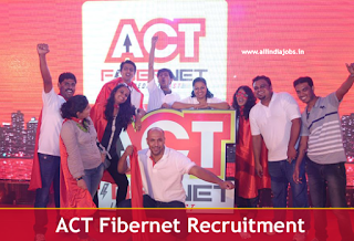 ACT Fibernet Recruitment