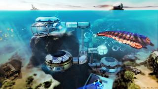 Subnautica PC Background