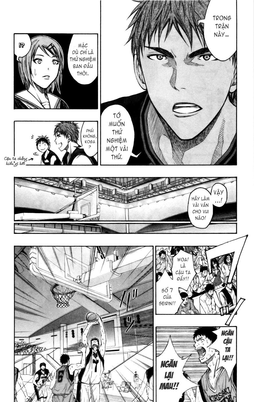 Kuroko No Basket chap 098 trang 14