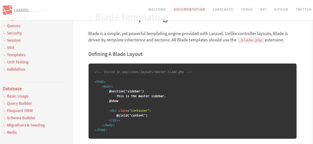 php template inheritance - bosan koding html cobalah html template engine info share 88