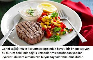 Akşam Yemeğinin Aşırı Tüketilmesinin Zararları