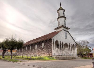 Church of Dalcahue, Nuestra Señora de los Dolores.