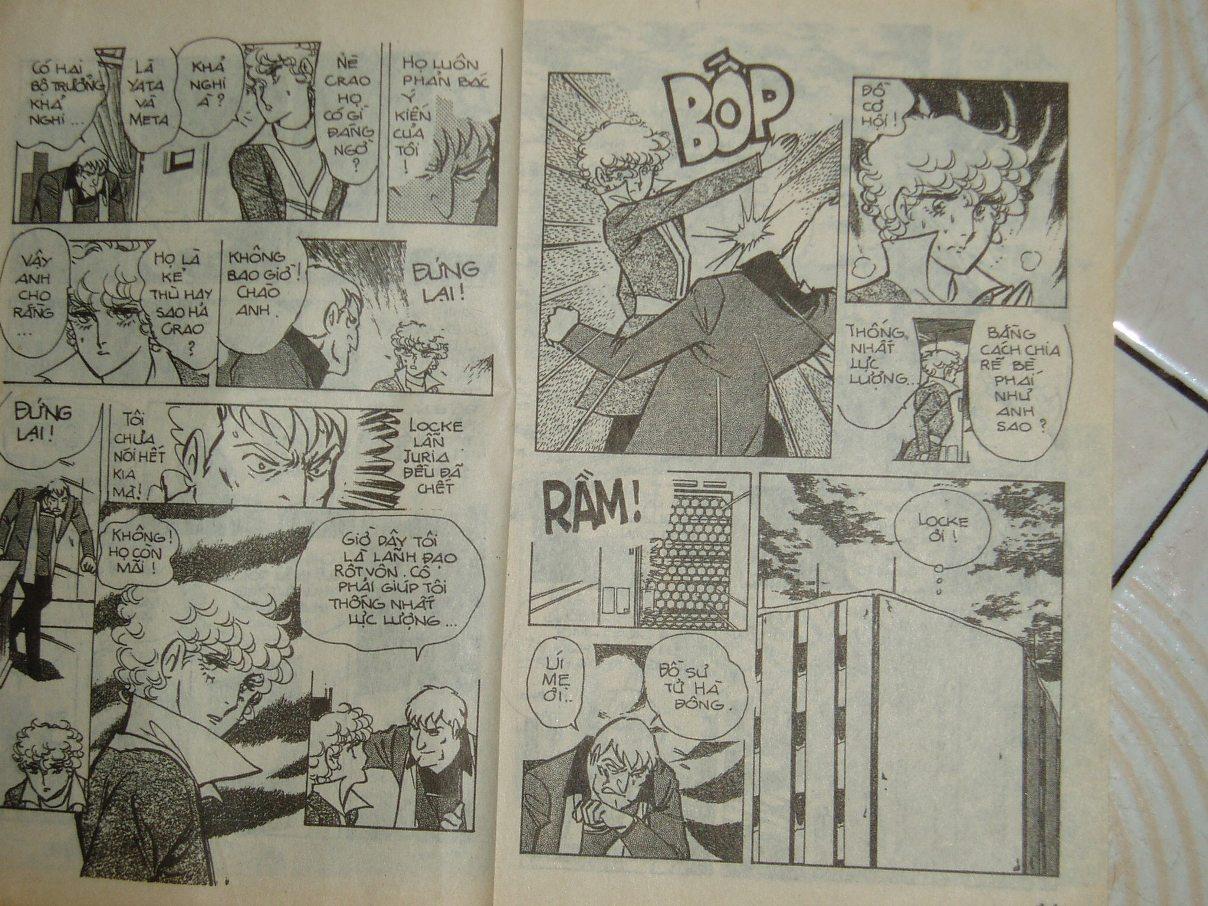 Siêu nhân Locke vol 03 trang 5