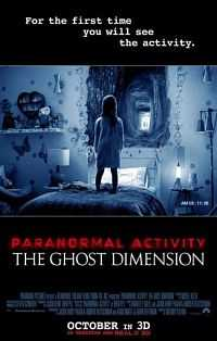 Paranormal Activity The Ghost Dimension (2015) Hindi - English 300MB Download