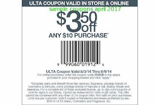 Ulta coupons april