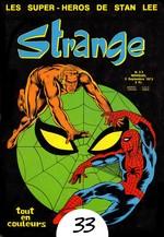 Strange n° 33
