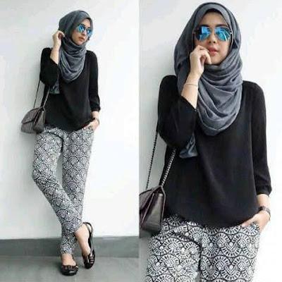 Fashion Terbaru Muslimah di Indonesia 2