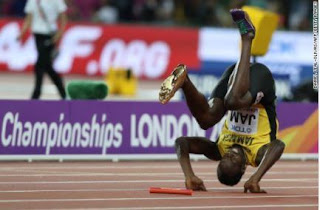 World's fastest man Usain Bolt career ends