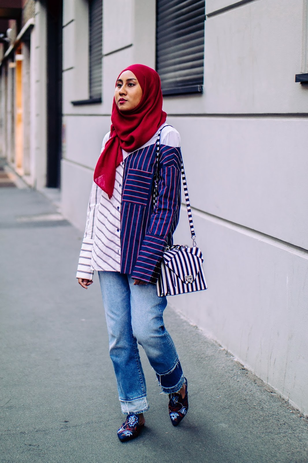 d64c8f21199d8c As a hijabi I personally find that it isn t easy to embrace any trend  fully. For example
