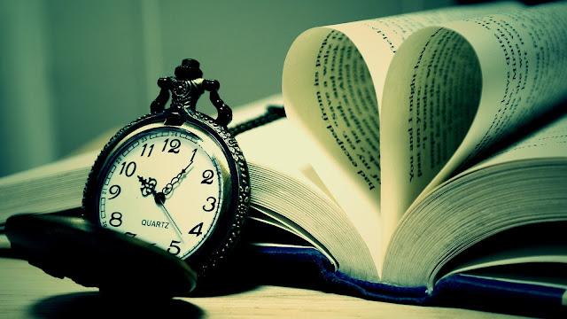 Nie ma czegoś takiego, jak brak czasu na czytanie