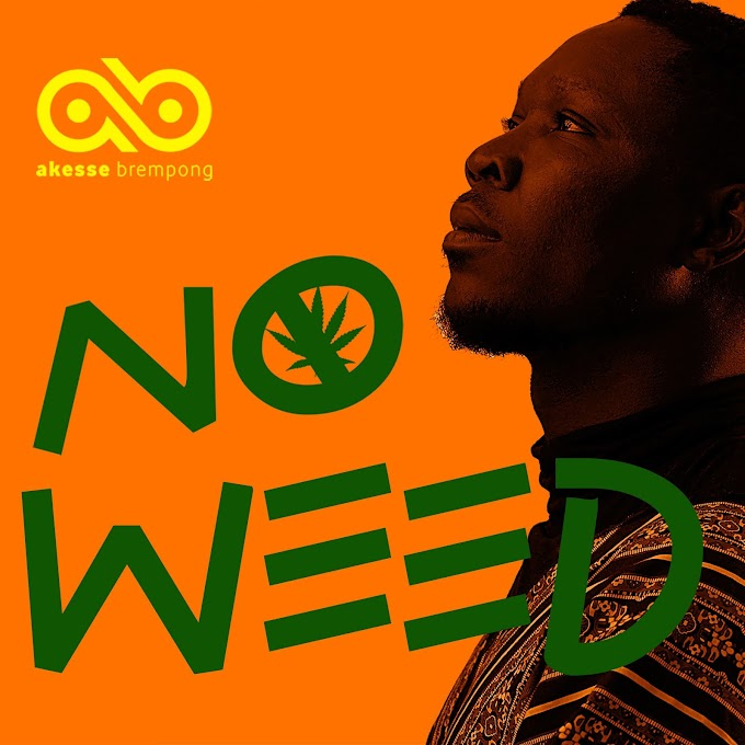 "New Music: Gospel Reggae Artiste, Akesse Brempong Releases His New Song ""No Weed"""