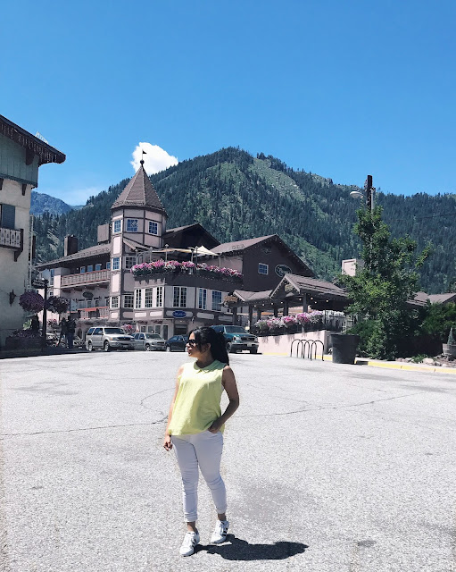 Leavenworth is really a trip worth taking no matter where you are and how far you are.