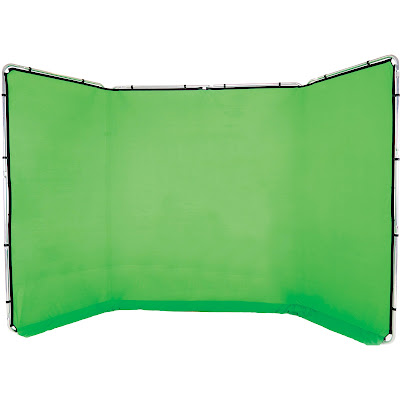 A Simple Guide To Use Chromakey Backdrops