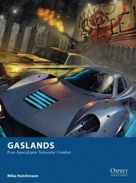 Gaslands from Osprey Publishing Ltd