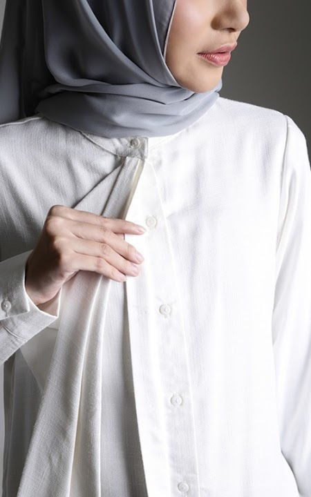 Jenis-Jenis Busana Muslim Modern Masa Kini Di Hijup.Com