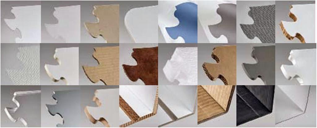 プロネートでカッティング可能な多彩な材料群