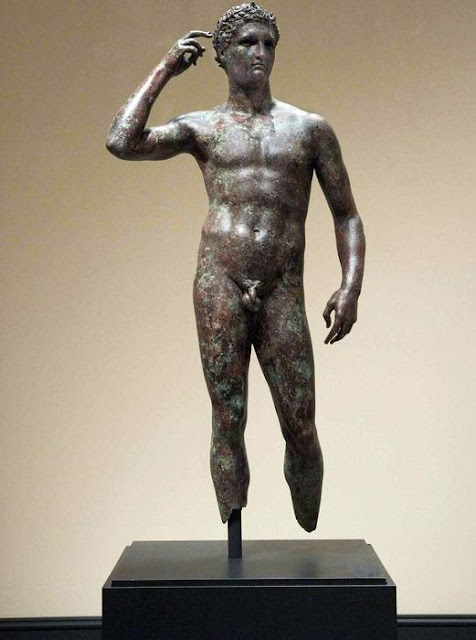 Italian judge orders seizure of 'Victorious Athlete' held by the Getty Museum