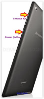 Hard Reset Android LENOVO TAB 2 A7-30