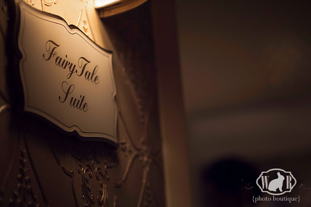 Disneyland Wedding - Fairy Tale Suite, The Disneyland Hotel {White Rabbit Photo Boutique}