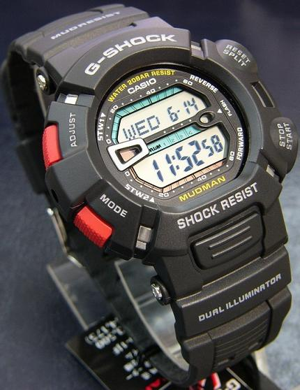 Casio G Shock User Guide And Review G 9000 Mudman Series