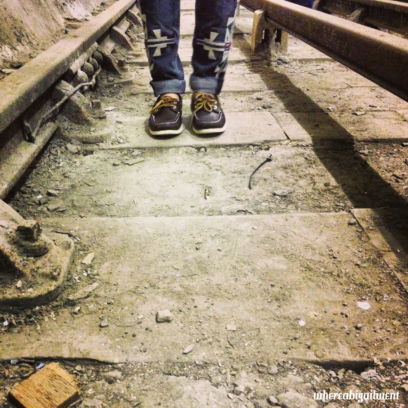 Rail Track Photography
