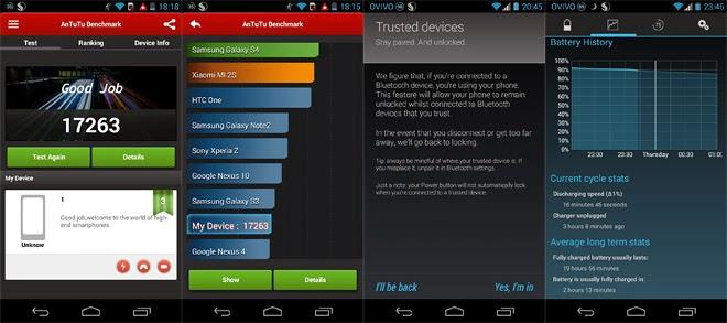 Kelebihan Benchmark Motorola Moto G