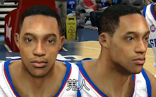 NBA 2K13 76ers - Evan Turner