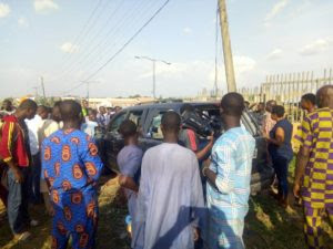 nurtw vice chairman son killed car accident