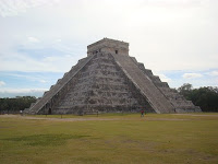 imagen piramide chichen itza