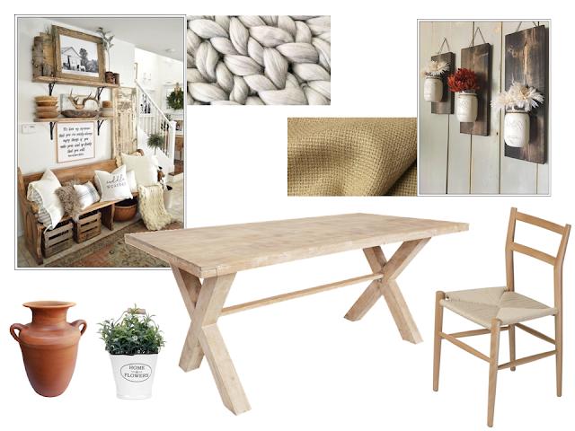 drewniany stół KORSADE