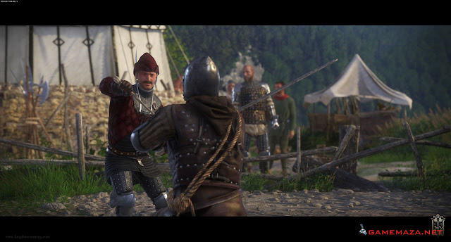 Kingdom Come Deliverance Band of Bastards Screenshot 1