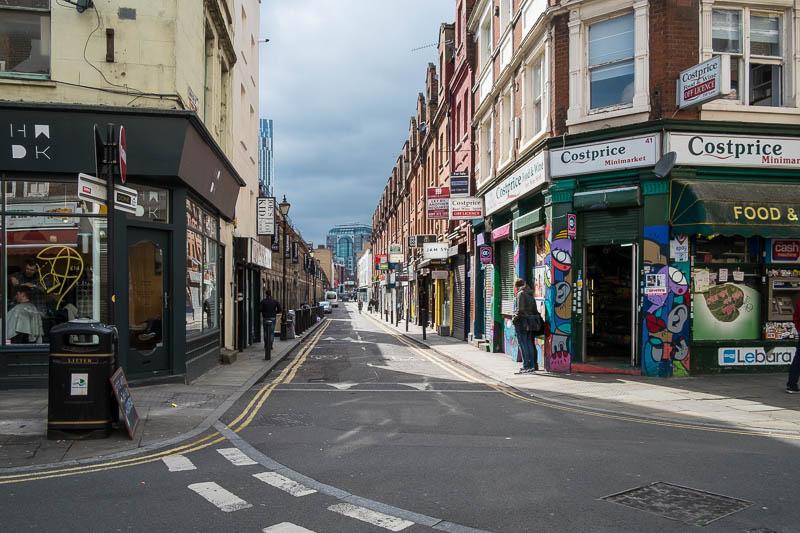 Fresh Eyes On London Street Corner