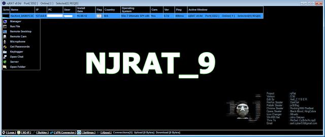 BAIXAR NjRAT V0.9