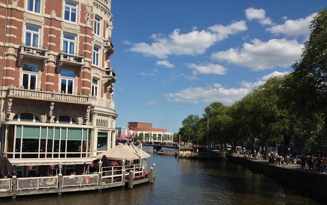 Hotel De LEurope Amsterdam