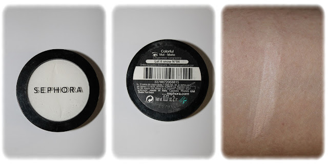 Swatch Colorful Teinte N°64 Let It Snow - Sephora