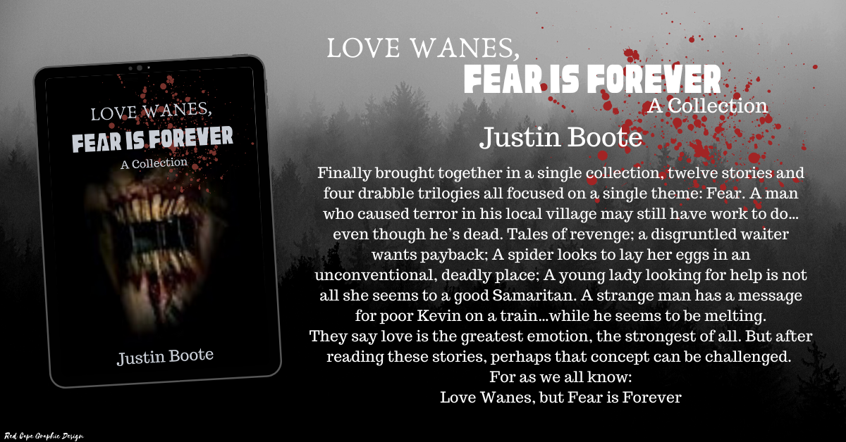 LOVE WANES, FEAR IS FOREVER