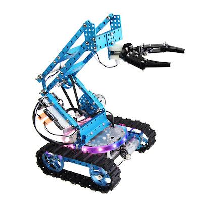 Şimdi Robot Yapma Zamanı
