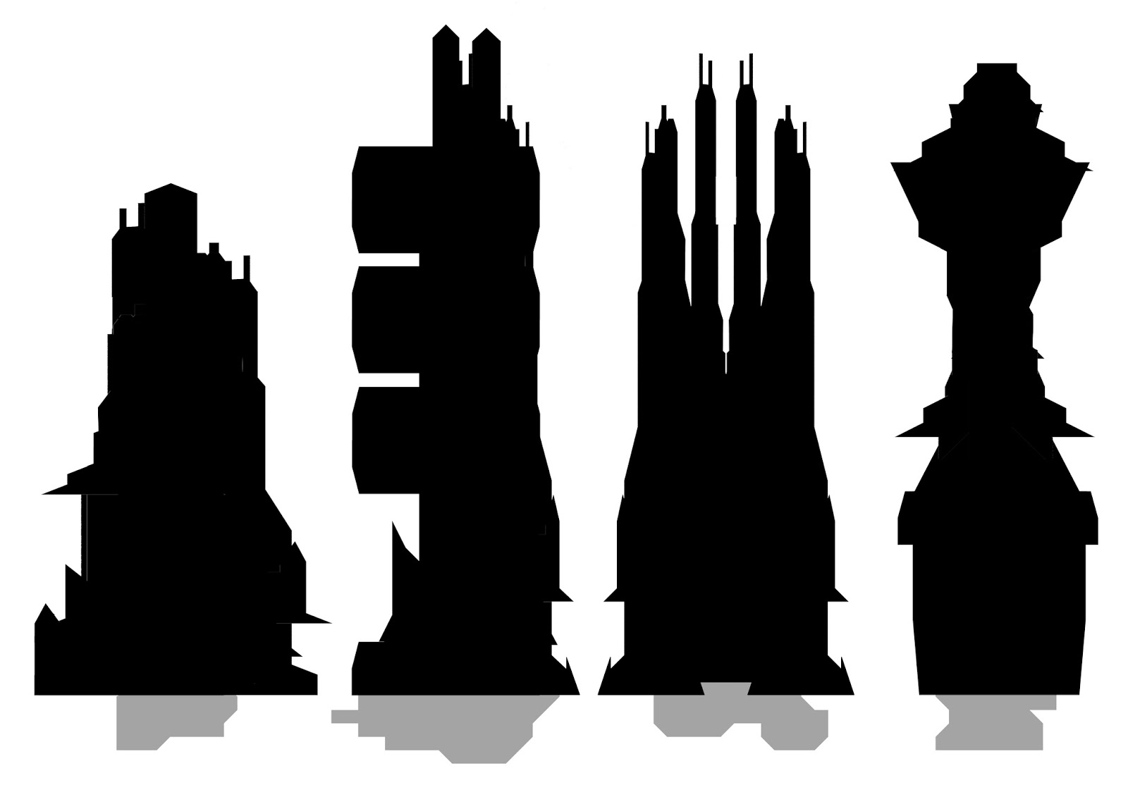 sample castles