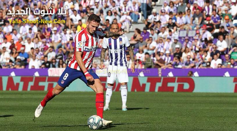 اتلتيكو مدريد يسقط بالتعادل الثالث في الدوري الاسباني خارج ملعبه امام نادي بلد الوليد