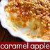 Baked Caramel Apple Cheesecake Dip Recipe