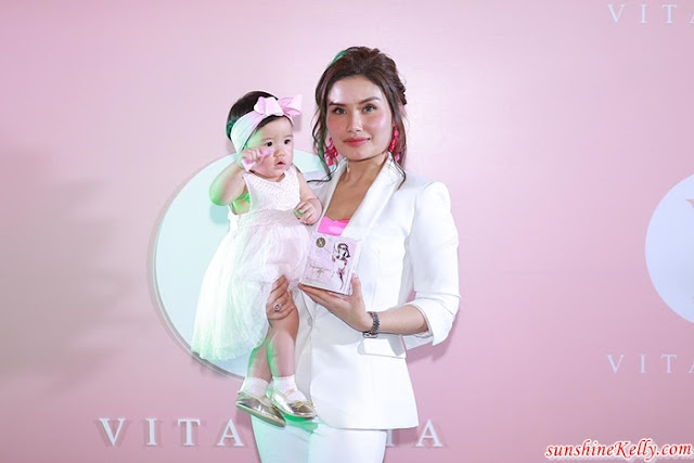 Vitalicia Supermodel Glow, Vitalicia, Supermodel Glow, Beauty Supplement, Aleeya Zailan, Beauty