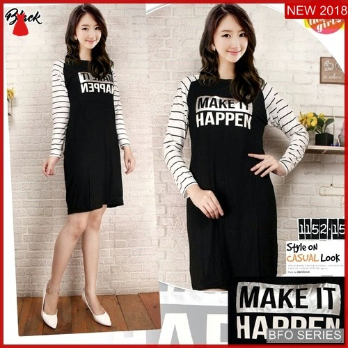 BFO058B137 BAJU Model ATASAN DRESS Jaman Now MURAH BMGShop