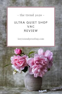 ultra quiet shop vac