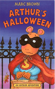 Tiny Bookworm Thursday | Arthur's Halloween by Marc Brown ( Review